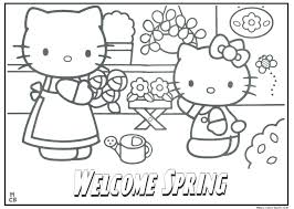 Ingenious Inspiration Ideas Spring Break Coloring Sheets Pages Coloring