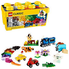 LEGO Classic Medium Creative Brick Box The best gifts for 4-year-olds 2018: Toys 4-year-old boys and girls