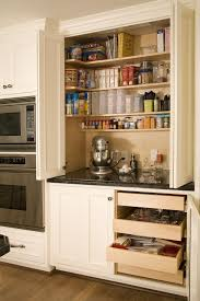 custom baking center i want dream home ideas with regard to kitchen storage hutch with