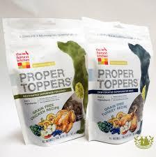 Honest Kitchen Proper Toppers Chicken - Honest kitchen dog food