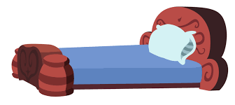 Cartoon Bed Bed Clipart Rest Sleep 6 Cartoon Nongzico
