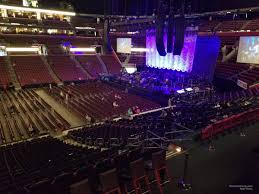 Bb T Center Section 101 Concert Seating Rateyourseats Com