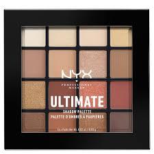 <b>Палетка</b> теней <b>NYX Professional Makeup</b> Ultimate Shadow Palette ...