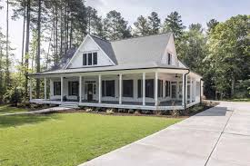 around porch country house plans floor colonial southern for farmhouse plan with wrap around porch