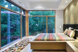 TOP Modern Bedrooms That Bring Nature On ItNature Room Design