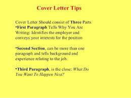 Resume And Cover Letter Tips That Are Sure To Get You Noticed What Does A  Good