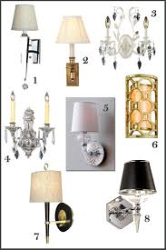 belle maison Lighting Ideas for the Powder Bath