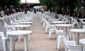 Alquiler Mesas Y Sillas Elegant Foto De Alquiler De Sillas Mesas Y Menaje  En Oviedo