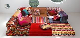 roche bobois floor cushion seating. MAH JONG COMPOSITION Missoni Home Roche Bobois Floor Cushion Seating O