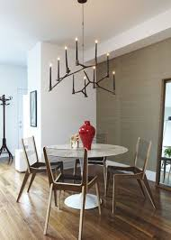 contemporary dining room by croma design inc