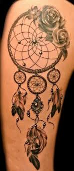 Meaning Of Dream Catcher Tattoo 100d dream catcher tattoo meaning on crow for women Free Live 100d hd 93