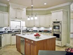 Superior Image Of: Cool Kitchen Colors With White Cabinets Good Looking