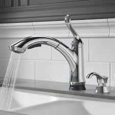 Pfister Selia Kitchen Faucet Stainless Steel Selia Touch Free Pull Down Kitchen Faucet With