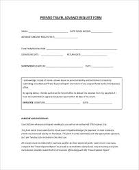 Free 36 Travel Request Form Examples In Pdf Doc