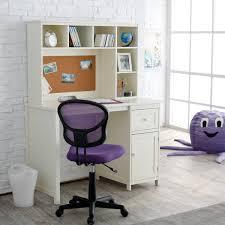 Piper Student Desk With Optional Hutch Set Vanilla Haleys
