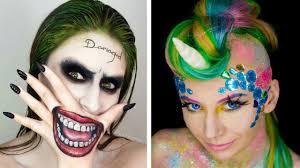 makeup tutorial horror pilation by cake diy makeup hairstyles nail art topic