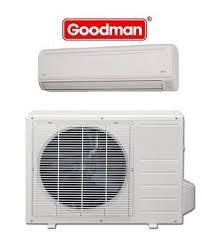 goodman mini split. goodman 18,000 btu msh183e15ax/mc ductless mini-split cooling and heating mini split amazon.ca