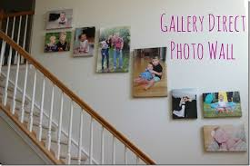 how to make a collage wall gallery