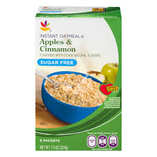 How to prepare low calorie : Save On Martin S Instant Oatmeal Apples Cinnamon Sugar Free 8 Ct Order Online Delivery Martin S