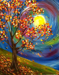 Fall Paintings Best 25 Fall Canvas Painting Ideas On Pinterest Fall Canvas  Templates