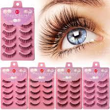 Fake Eyelash Size Chart Everso Red Cherry Lashes 100 Human Hair False Eyelashes High Quality Fake Lashes