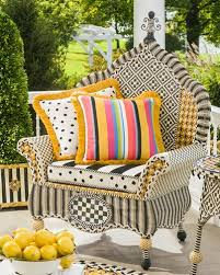 yellow outdoor furniture. Courtyard Outdoor Wing Chair Yellow Furniture