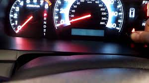Honda Odyssey Wrench Light Oil Life Reset Procedure Honda Odyssey 2005 2010 3 5l Turn Off Light Pilot Fit Element Accord