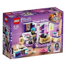 Nơi bán Đồ chơi lắp ráp Lego Friends Phòng Ngủ Sang Trọng Của Emma 41342 giá  rẻ nhất tháng 11/2020