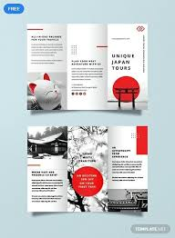 Ebrochure Template Free Japan Travel Brochure Travel Brochure Template
