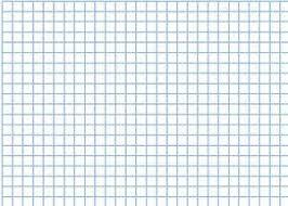 Alvin Quadrille 17x22 Graph Drawing Paper 4x4 Grid