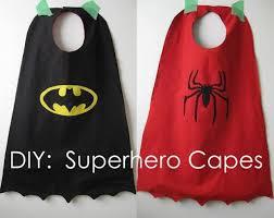 diy superhero capes 20 diy superhero costume ideas