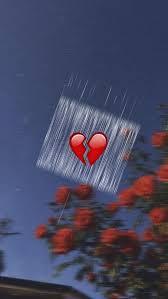 broken heart wallpaper emoji wallpaper