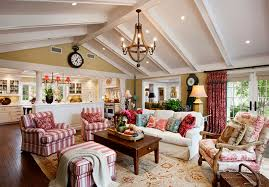 eclectic living room furniture. Contemporary Living Striped Red Country Furniture On Eclectic Living Room O