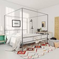 Canopy Platform (Box Spring Not Required) Beds You'll Love | Wayfair