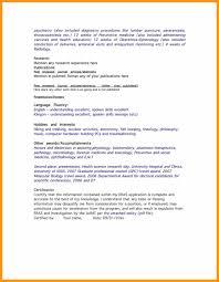Eras Letter Of Recommendation Sample Bio Letter Format