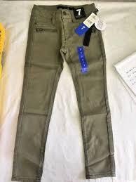 Joes Jeans Girls Jeggings Ultra Slim Fit Olive New Super Soft Ebay