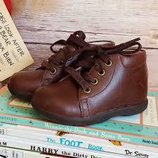 Stride Riet Srtech Elliot Shoe Size 4 Walkers Euc