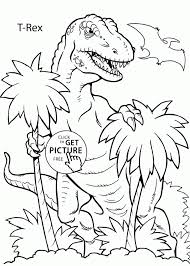 Small Picture Adult t rex coloring pages T rex Fighting Coloring Pages T Rex