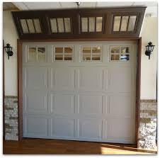 Innovation Single Car Garage Doors Door C On Creativity Design