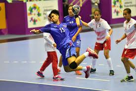 แฮนด์บอลหญิงไทยหวังทำประวัติศาสตร์ได้เหรียญเอเชี่ยนเกมส์หนแรก