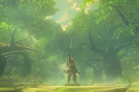 Zelda Breath Of The Wilds Early Game Is Easy To Grind For