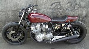 custom motorcycles from an bratstyle