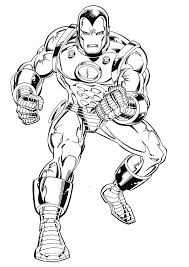 Small Picture Coloring Page Iron Man Iron Man Coloring Pages nebulosabarcom