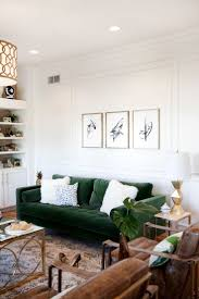 Interior Design Sofas Living Room 17 Best Ideas About Green Couch Decor On Pinterest Green Sofa