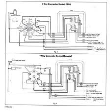 original trailer plug wiring diagram airstream forums i didn t care how my trailer was wired my goal was to wire the trailer to accept a standard 7 way tow vehicle plug i mapped the trailer a small