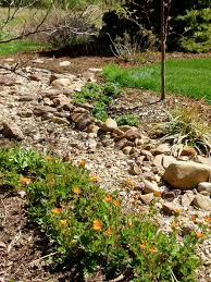 Small Picture 93 best Swale images on Pinterest Dry creek bed Garden ideas
