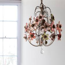 vintage flower chandelier pompom twiddle glass droplets for chandeliers droplet chandelier