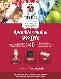 Raffle Event Sparkle Shine Raffle Junior League Of Lafayette