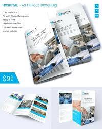 Free Two Fold Brochure Template Bi Fold Pamphlet Template Word Brochure Free Tri Flyer Mediaschool