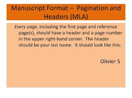 Manuscript Format Margins Apa Ppt Download